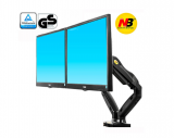 NB F160 Dual Monitor Stand