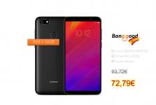 Lenovo A5 3GB RAM