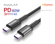 UULAA USB Type-C to USB Type-C Cable