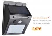 20 LED Outdoor Wireless Solar Light