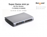 NVISEN Super Game Mini PC