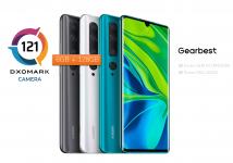 Xiaomi Mi Note 10 – Europeu