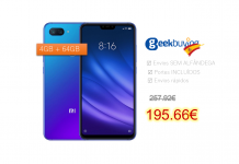 Xiaomi Mi 8 Lite Global Version Espanha