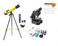 National Geographic – Kit Telescópio e Microscópio