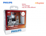 Philips Original H1 H4 H7 H11 HB3 HB4