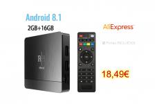 Transpeed 4K Mini BOX TV