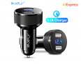 RAXFLY 3.1A Fast Charge