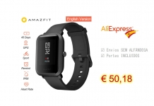 Xiomi Amazfit Bip English Version