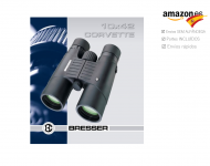 Bresser Optics CORVETTE binóculos
