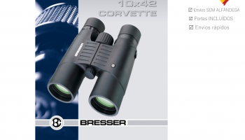 Bresser Optics CORVETTE binóculos