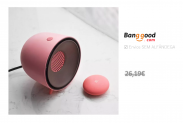 Happy Life Portable Electric Heater