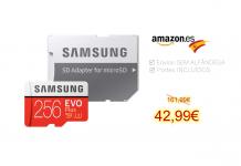 Samsung UHS-3 256GBEspanha Amazon