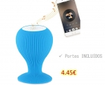 Alfawise Creative Mini Bluetooth Speaker Phone Stand with Suction Cup