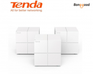Tenda Nova MW6 Wireless Router