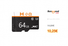 Xiaobai 32GB 64GB 128GB C10 High Spee