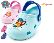 Genuine Paw Patrol Shoes Beach