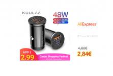 KUULAA Quick Charge