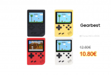 Ragebee 500IN1 Game Console