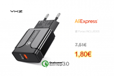 YKZ Quick Charge 3.0 18W