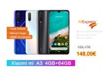 Xiaomi Mi A3 Global Espanha
