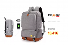Backpack USB Charging Backpacks