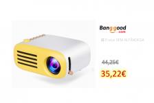 AAO YG200 Mini LED Pocket Projector