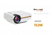 BYINTEK SKY K1 Plus LCD Projector