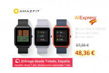 Xiaomi Amazfit Bip English Version