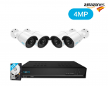 Reolink 8CH 4MP PoE Kit