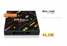 H96 H2 MAX TV-Box