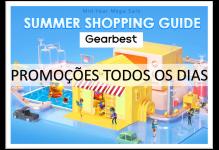 Promoções de meio ano da Gearbest