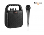 Archer Portable Bluetooth Speaker Karaoke