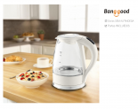 Ultra Cordless Electric Kettle