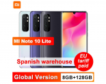 Xiaomi Mi Note 10 Lite 8Gb