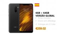 Xiaomi Pocophone F164GB Espanha