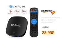 MXQ Pro Smart TV Box