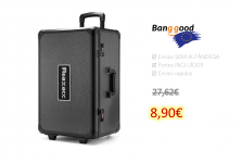 Realacc Aluminum Trolley Case for DJI