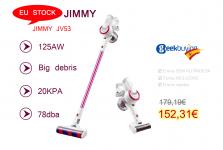 Xiaomi JIMMY JV53 Handheld Cordless Vacuum Cleaner