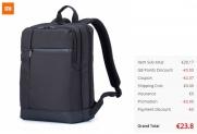 Xiaomi Men Classical Business Laptop Backpack