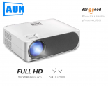 AUN F30 Projetor Full HD