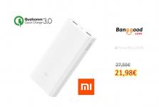 Xiaomi 2C 20000mAh Quick Charge 3.0