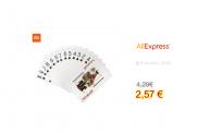 Conjunto de cartas Youpin Xiaomi