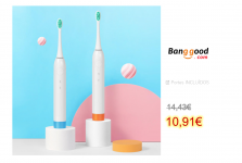 SmartSonic+ T5 Electric Toothbrush