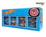 Hot Wheels Pack 50 Vehículos
