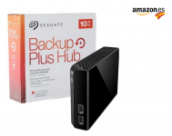 Seagate Backup Plus 10TB