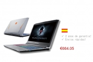ThundeRobot ST Plus Gaming Laptop Espanha