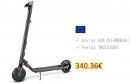 Ninebot Segway ES2 Armazém Europeu