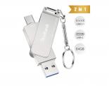 TesRank Pendrive USB-C 64GB