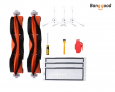 11PCS Side Brush Roller