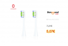 2Pcs Oclean Replacement ToothBrush